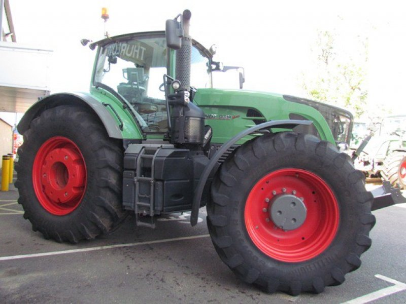 Traktor of the type Fendt 939, Gebrauchtmaschine in Sculthorpe (Picture 1)