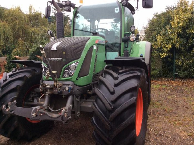 Traktor of the type Fendt 722, Gebrauchtmaschine in Attleborough (Picture 1)