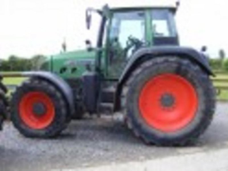 Traktor of the type Fendt 818 Vario TMS, Gebrauchtmaschine in Peterhead (Picture 1)