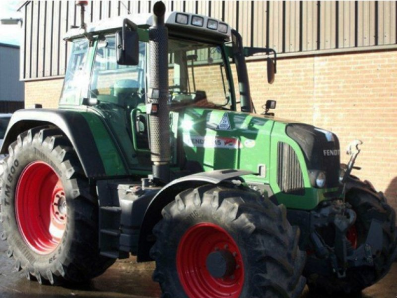 Traktor of the type Fendt 415 Vario, Gebrauchtmaschine in Rosehill Est Carlisle  (Picture 1)