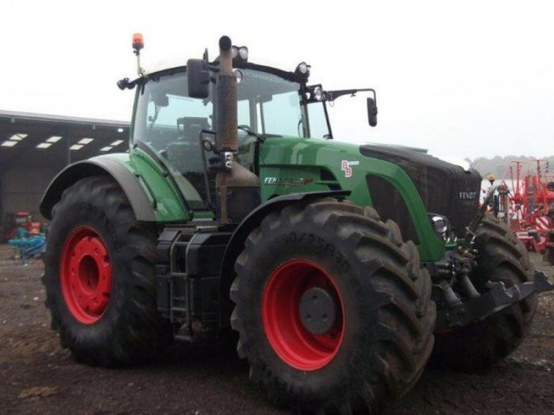 Traktor of the type Fendt 939, Gebrauchtmaschine in MANSFIELD (Picture 1)